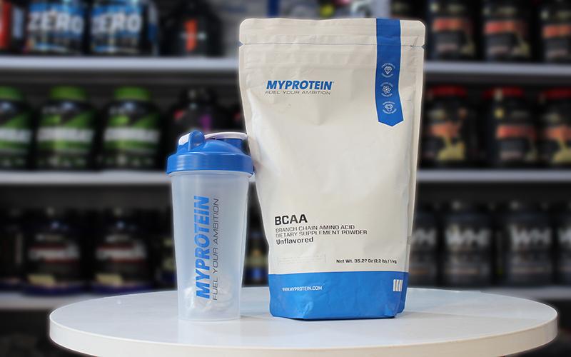 BCAA của thương hiệu MyProtein