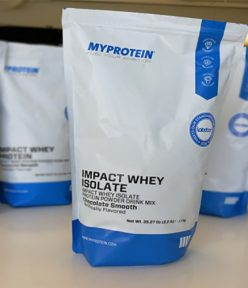 Đánh giá Myprotein có tốt không