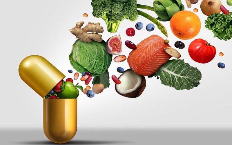 Sản phẩm giàu Vitamin và khoáng chất