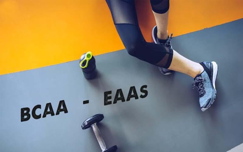 Điểm khác biệt của EAA và BCAA
