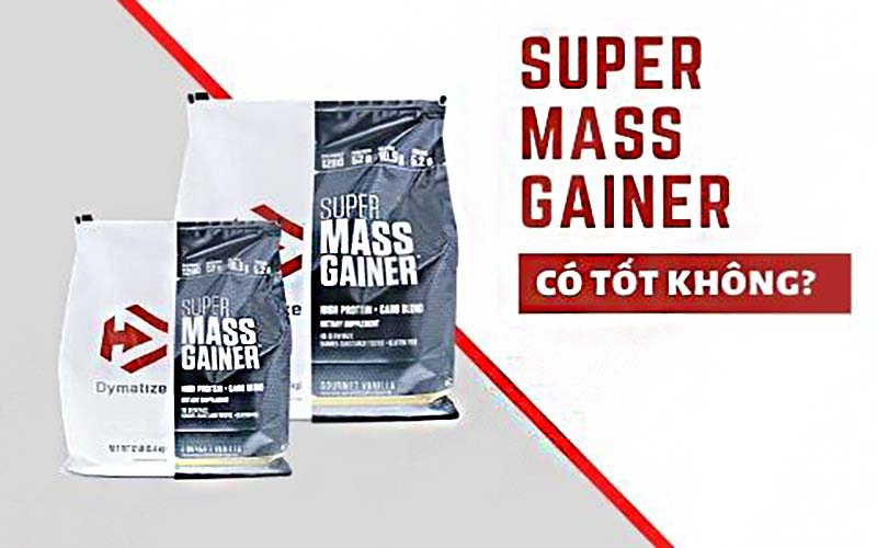 Lưu ý khi mua Mass Gainer