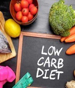 Thực đơn low carb giảm mỡ bụng hiệu quả