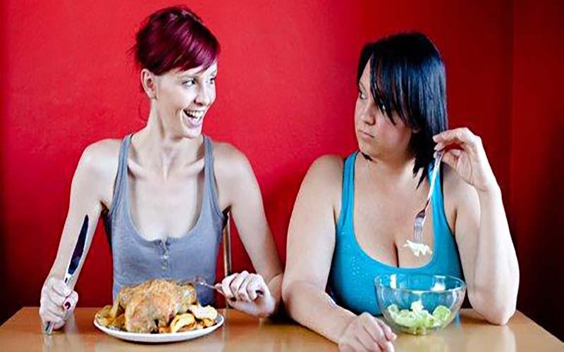 Những nguyên tắc dành cho người gầy tăng cân